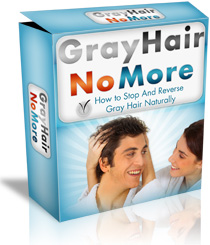 Gray Hair No More scam